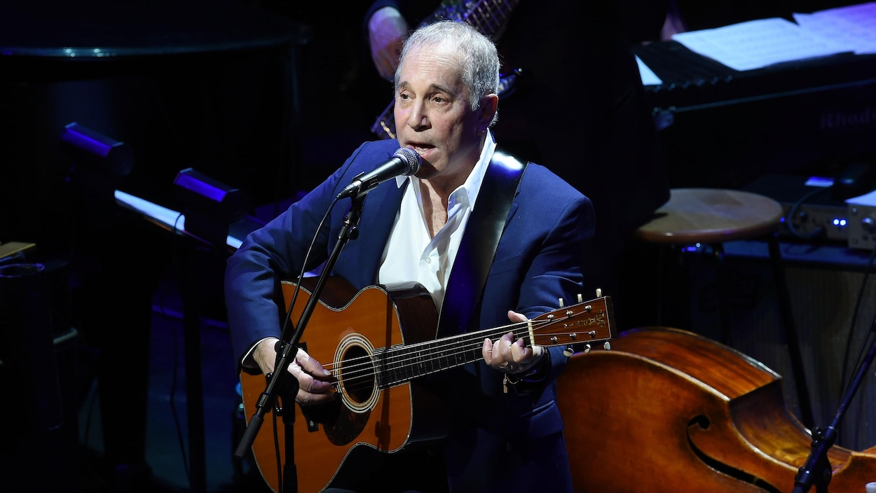 Paul Simon en 2015