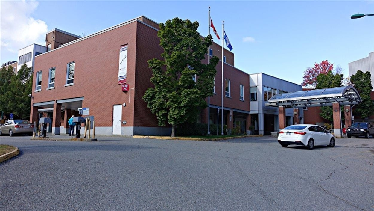 Le pavillon Argyll de Sherbrooke