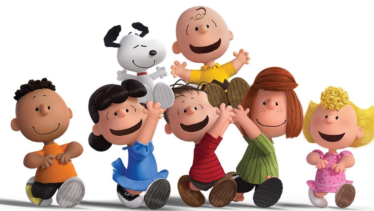Snoopy, Charlie Brown et leurs amis