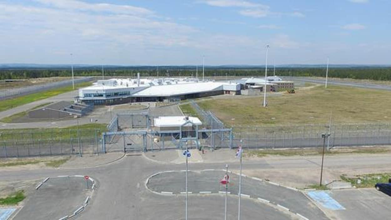 L'établissement de détention à sécurité maximale de Port-Cartier.
