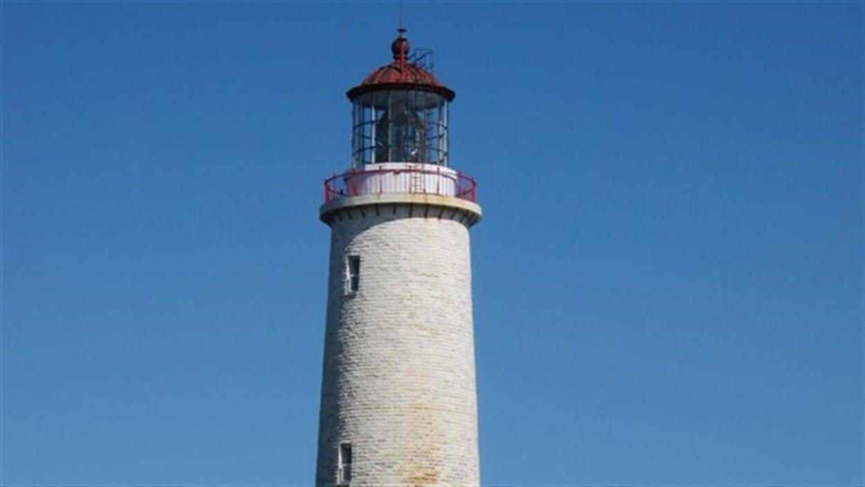 Le phare de Cap-des-Rosiers.