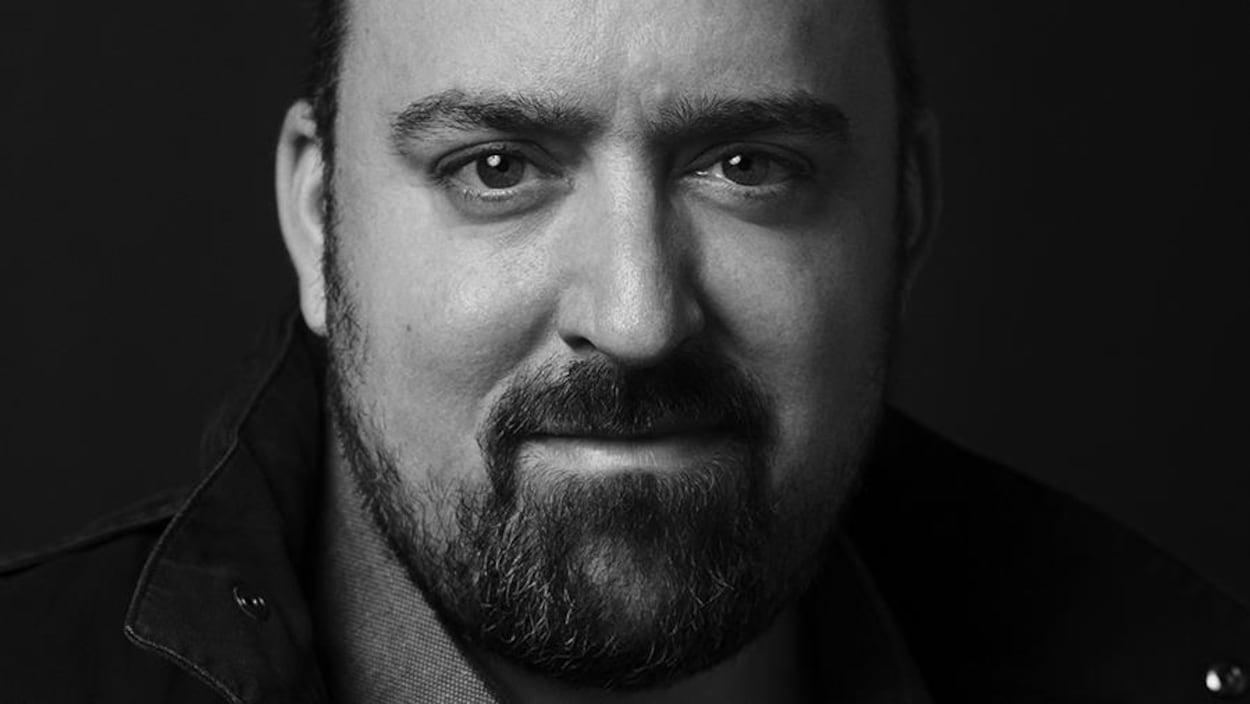 L'auteur Philippe Arseneault