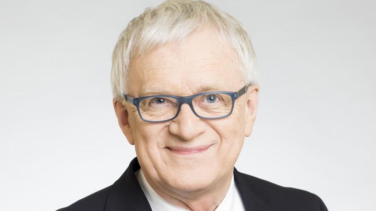 Le député d'Orford, Pierre Reid