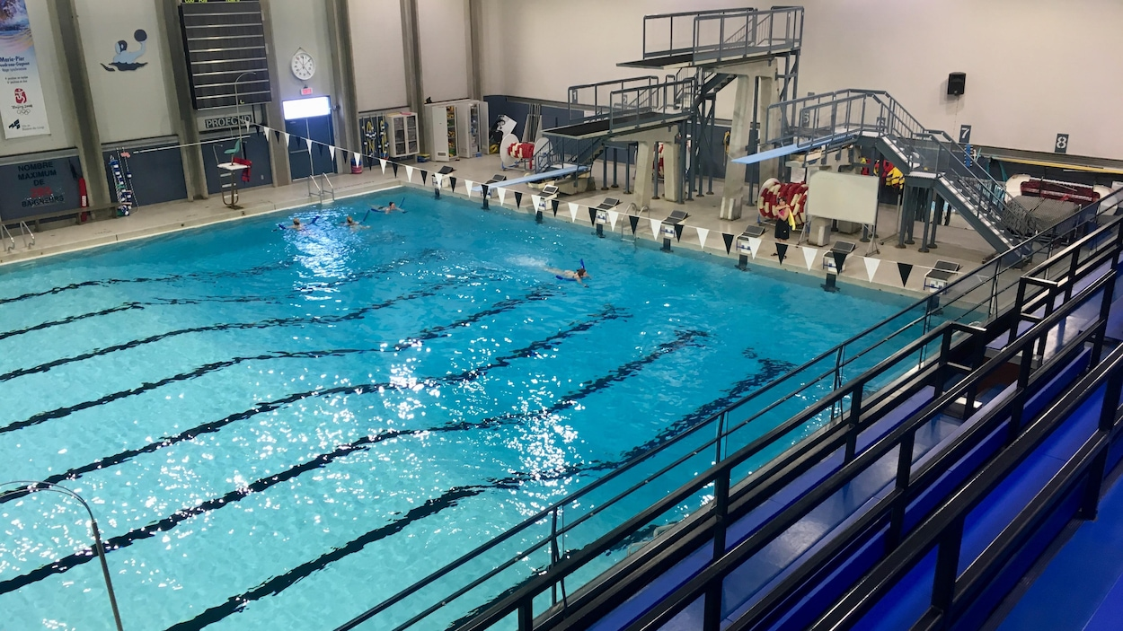 D'importants travaux de réfection seront effectués à la piscine du cégep de Rivière-du-Loup.