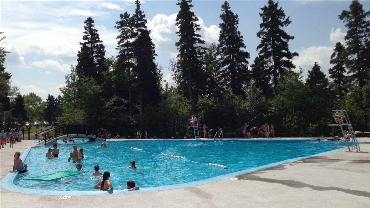 La piscine du parc Rosaire-Gauthier
