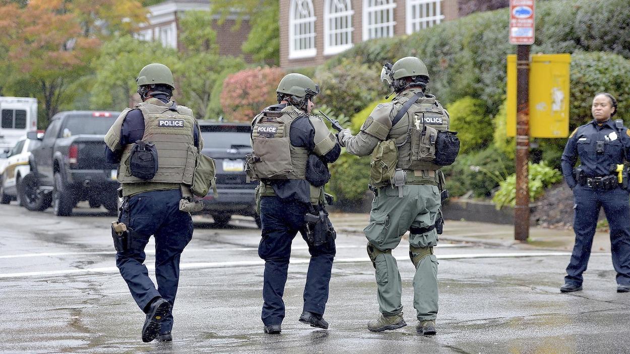 Les 11 victimes de la synagogue de Pittsburgh identifiées