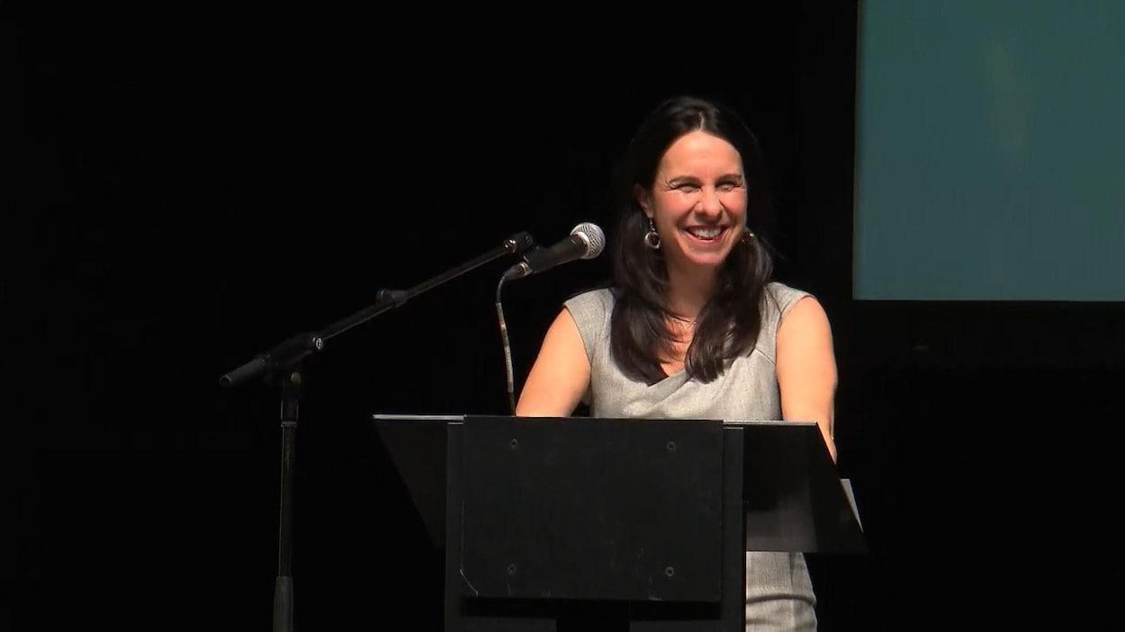 Valérie Plante est la nouvelle chef de Projet Montréal