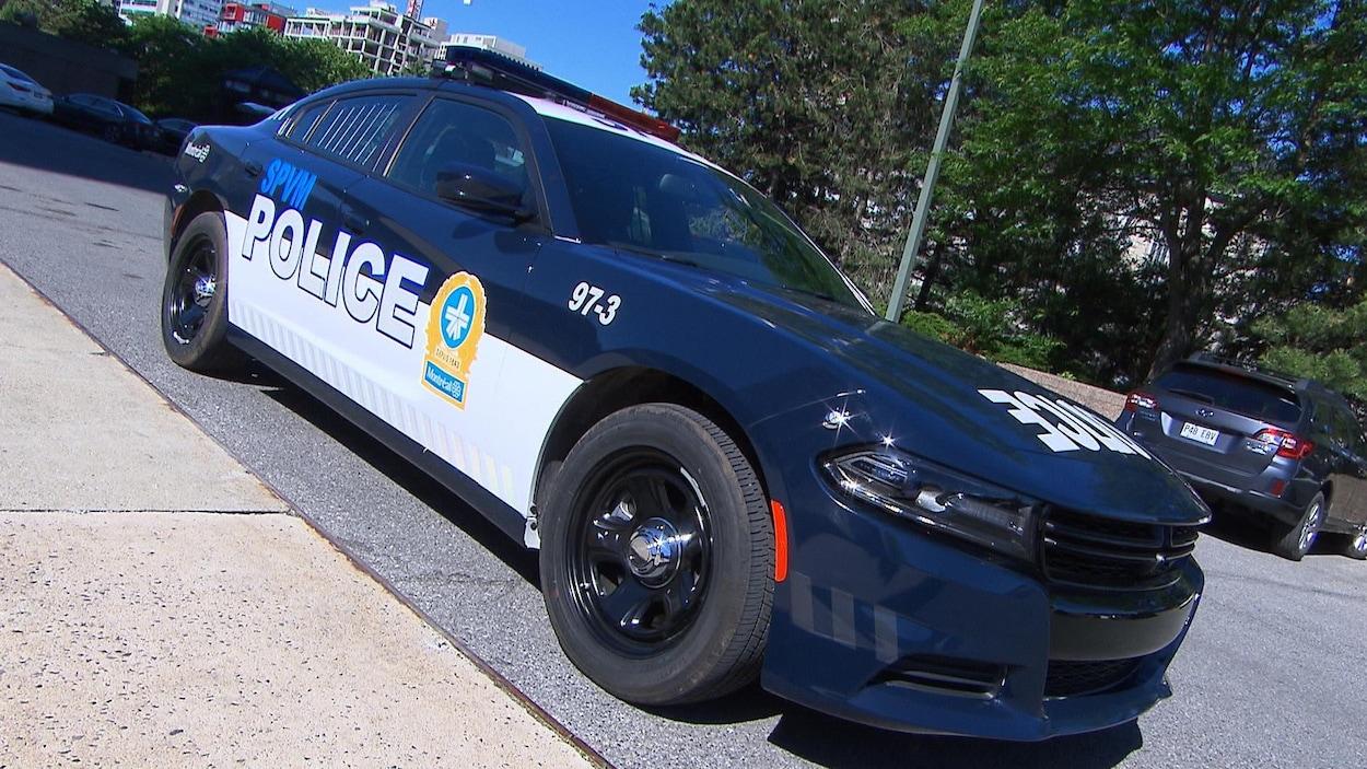 Nouvelles Voitures Nouvel 233 Cusson Pour Les Policiers De