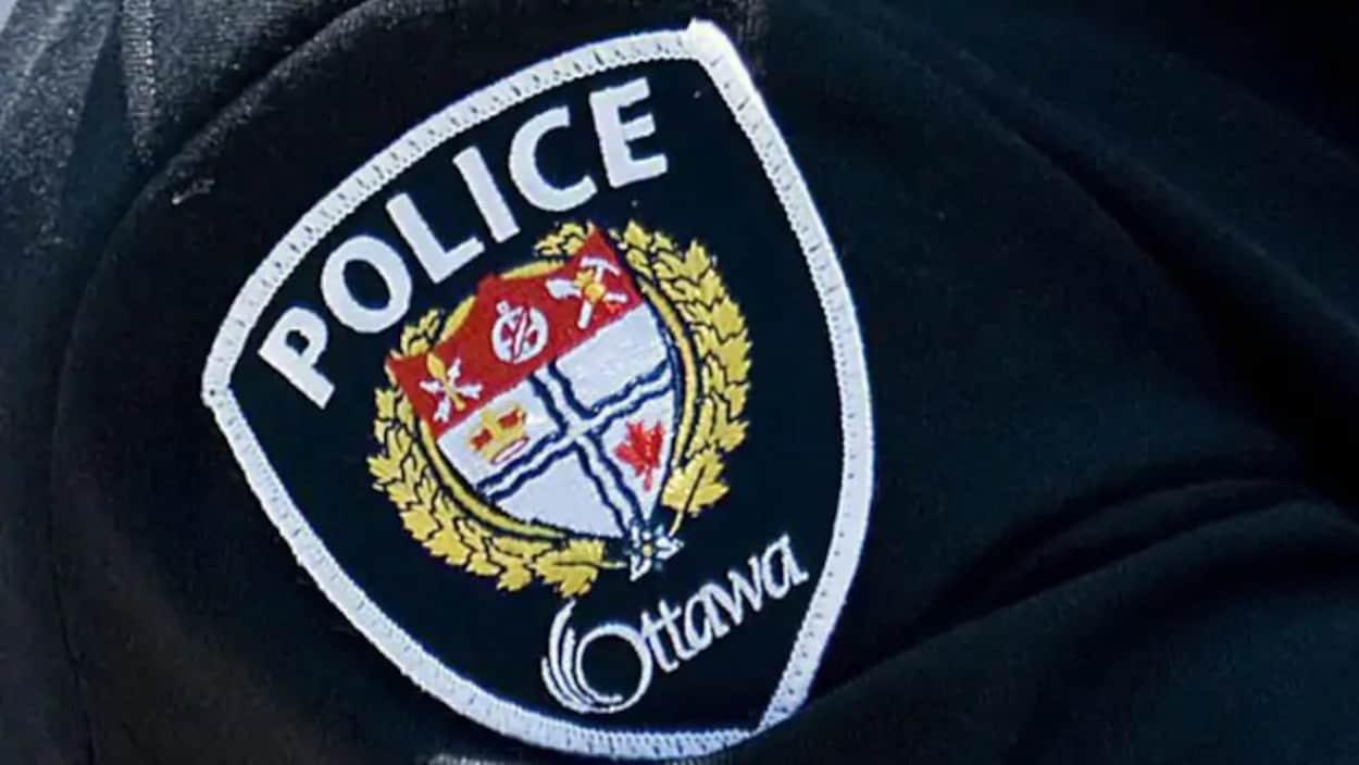 Écusson du Service de police d'Ottawa.