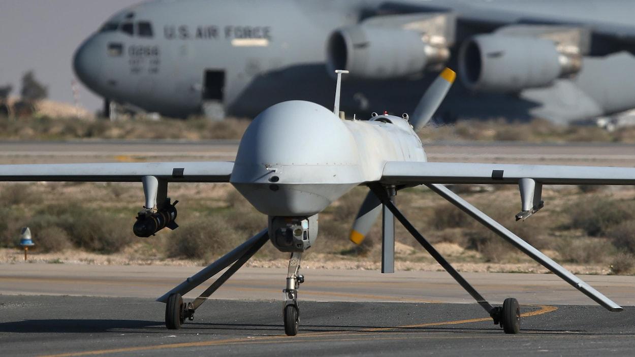Google dit non aux armes mais pas à l'armée — Intelligence artificielle