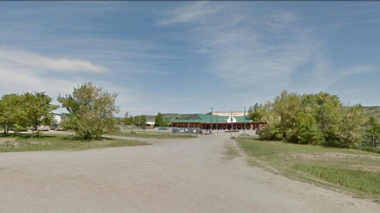 La Première Nation Piapot est située au nord-est de Regina.