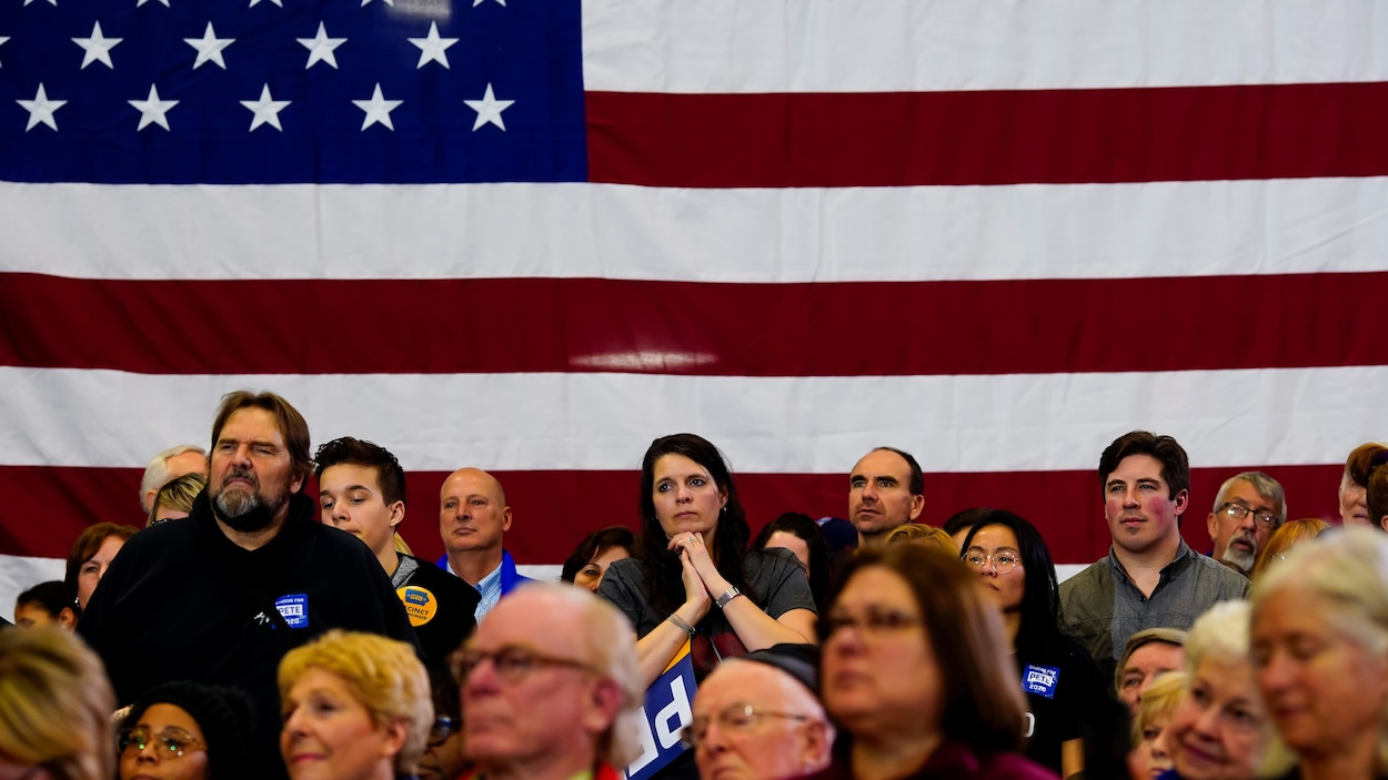 Dans l'attente des résultats du caucus de l'Iowa — Présidentielle américaine
