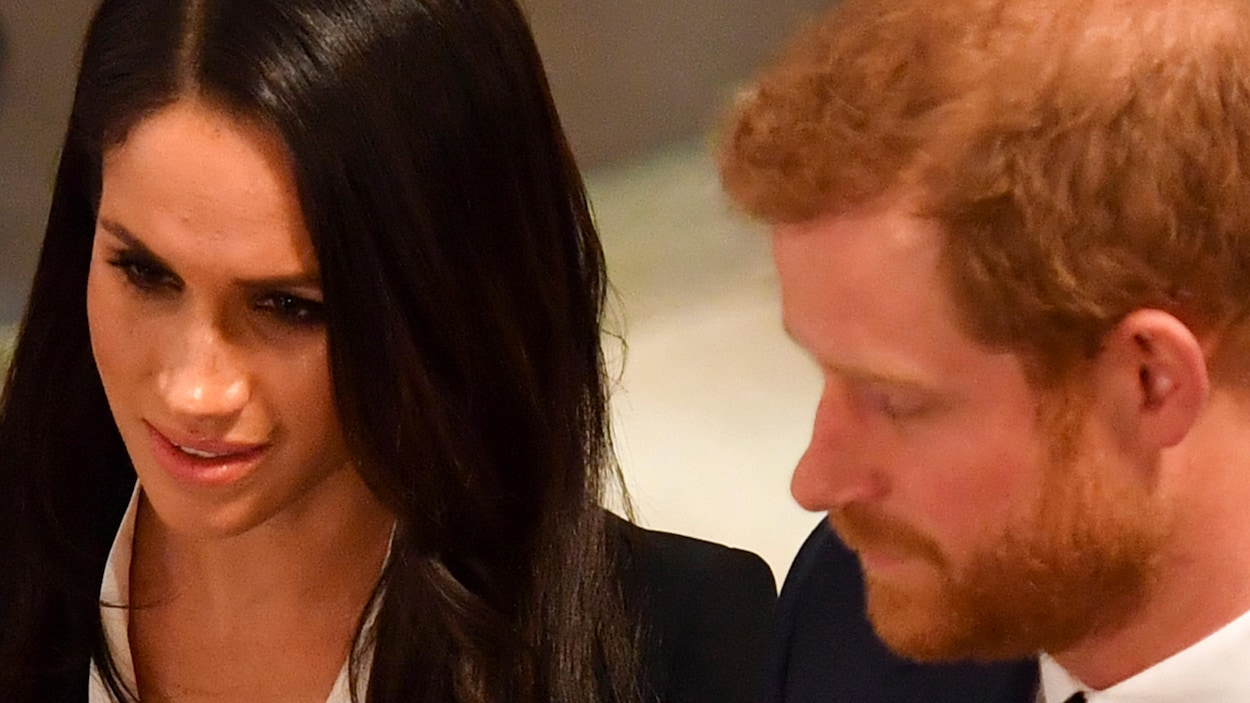 Harry et Meghan en calèche à Windsor