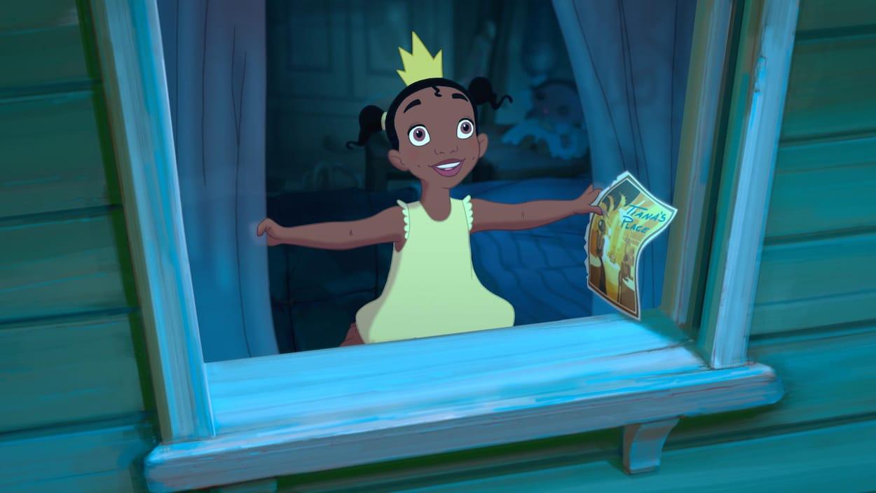La Princesse Tiana Blanchie Le Nouveau Disney Fait Déjà