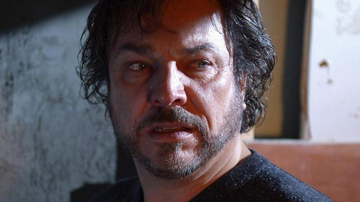 Christian Bégin dans « Le problème d'infiltration »