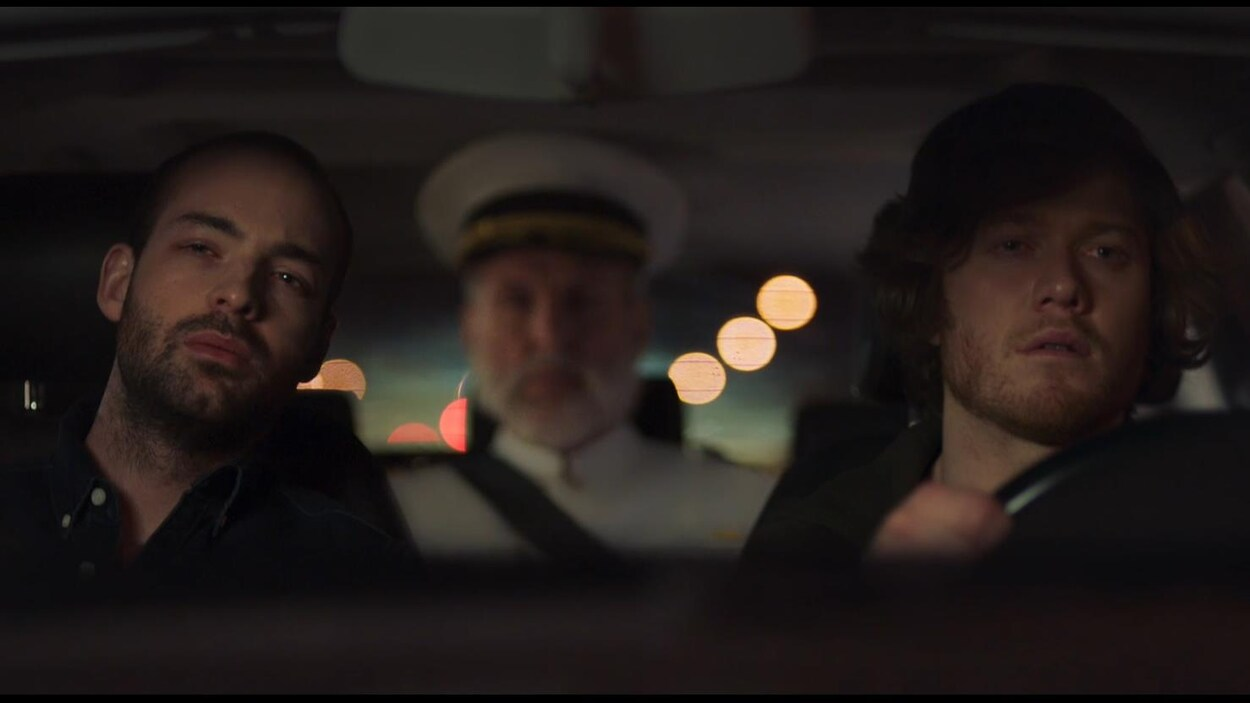 Une capture d'écran tirée d'une publicité de la SAAQ