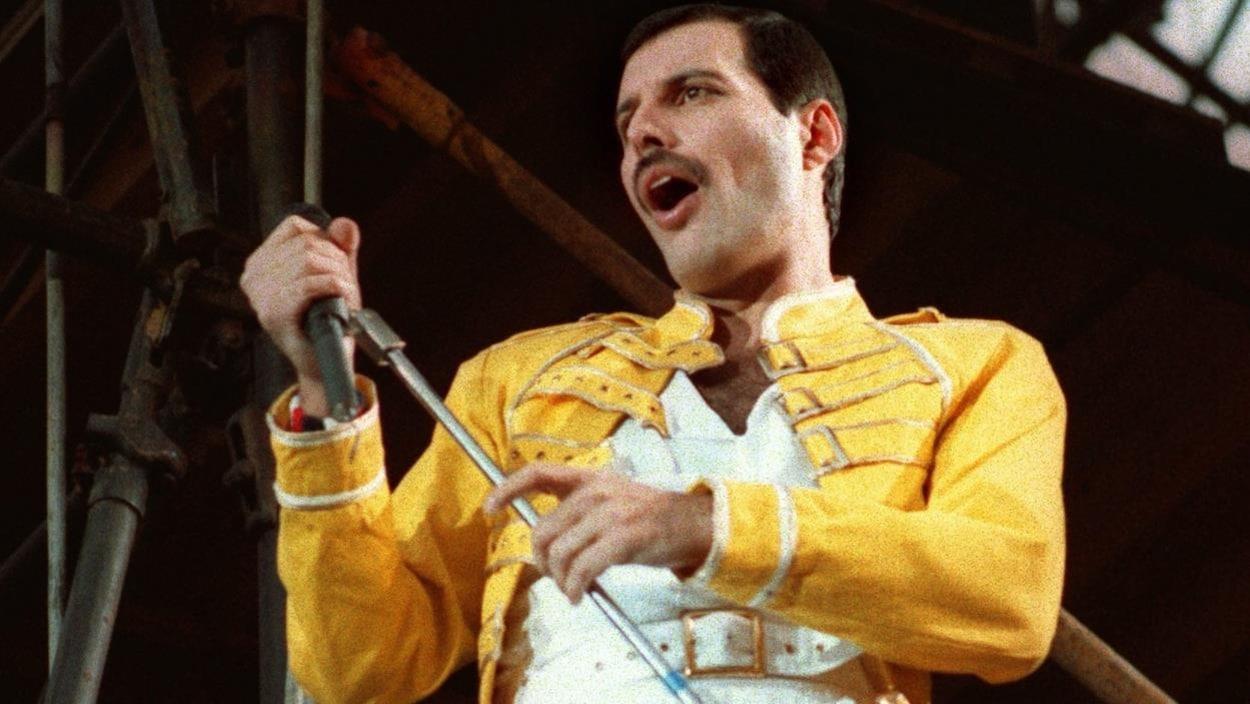 Le concert hommage à Freddie Mercury diffusé sur YouTube — Queen