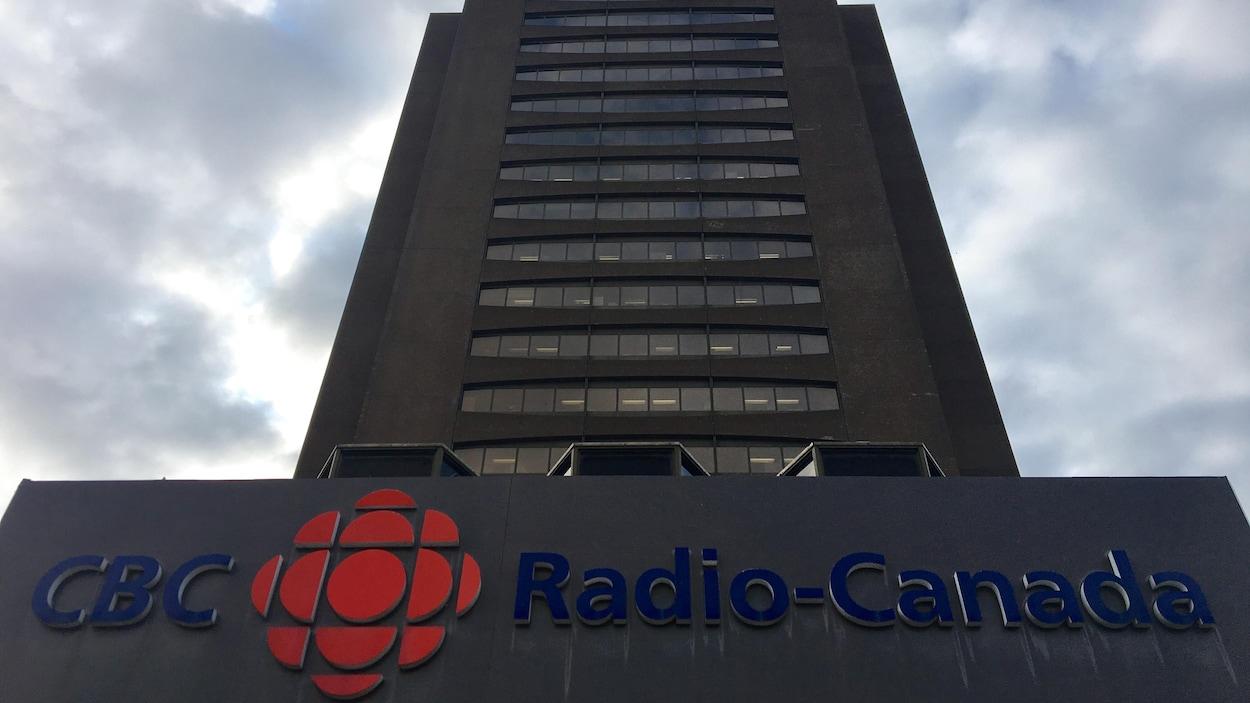 L'immeuble de Radio-Canada