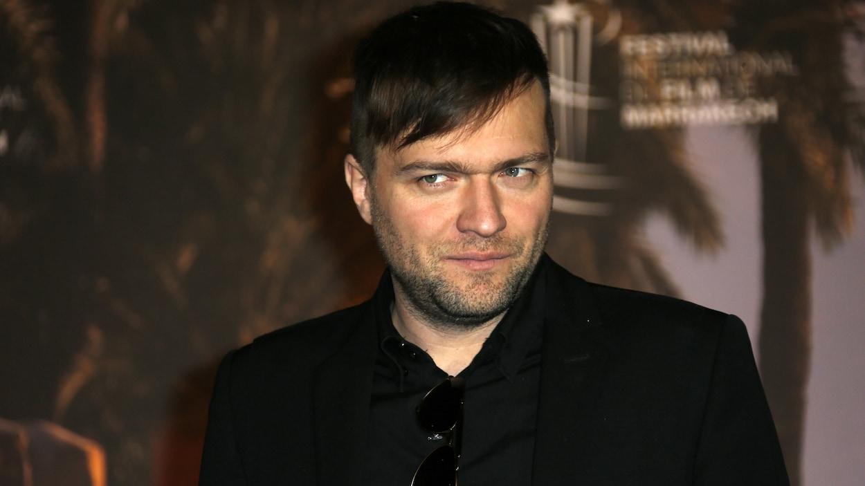 Le cinéaste Rafaël Ouellet en 2012