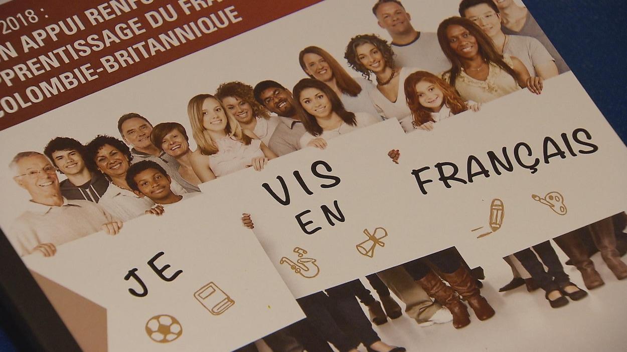 Le rapport du Comité sénatorial permanent des langues officielles pour renforcer l'apprentissage du français en C.-B.