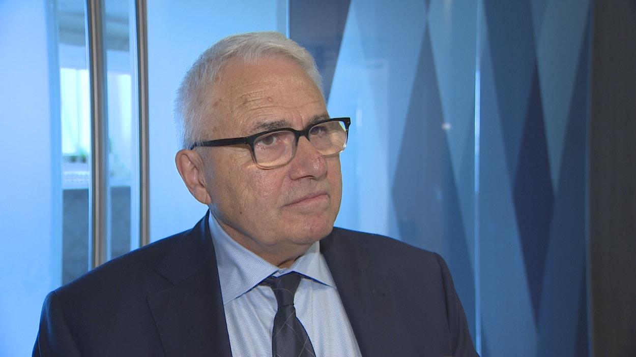 Raymond Théberge est le commissaire aux langues officielles au Canada