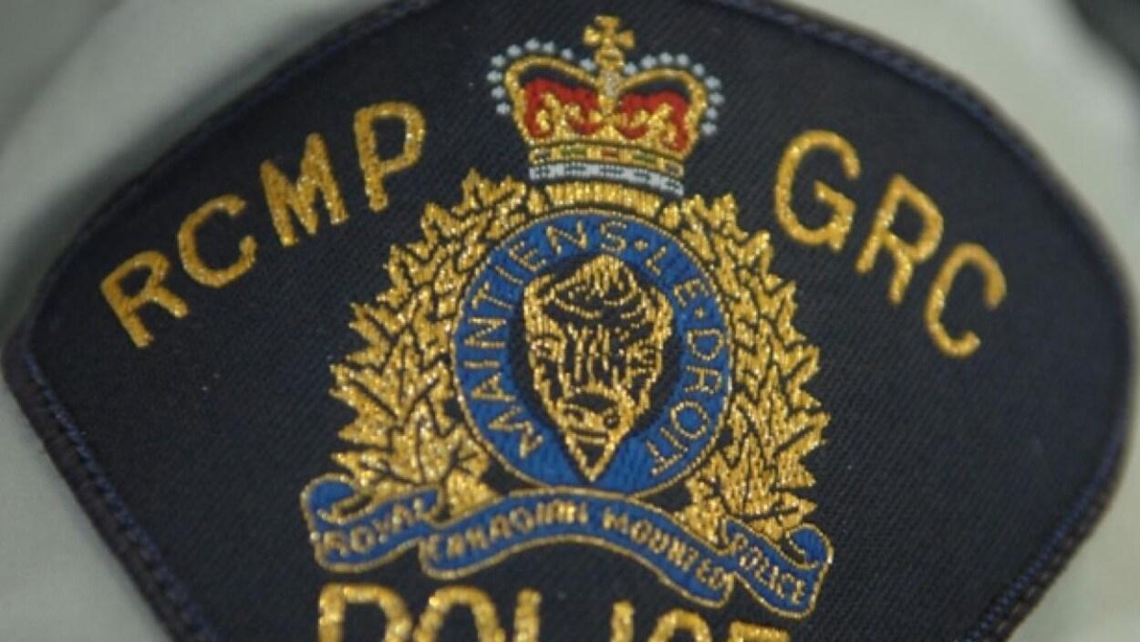 Badge de la GRC