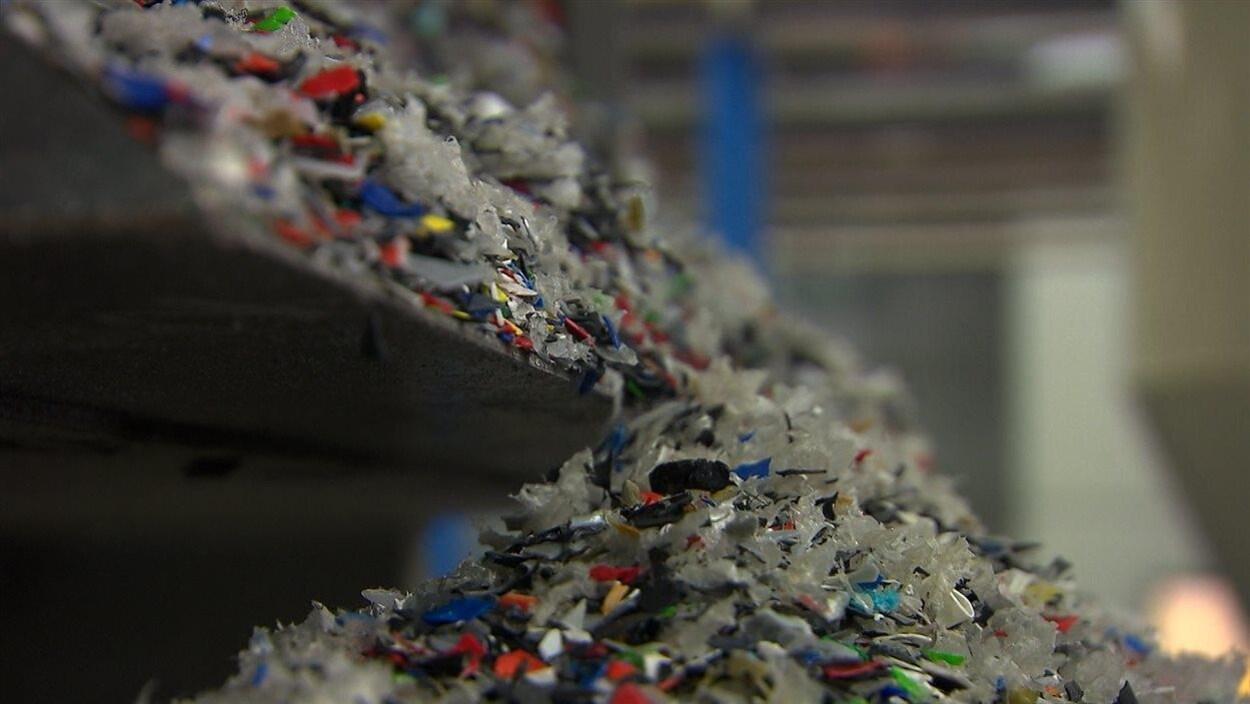 Usine de recyclage (archives)