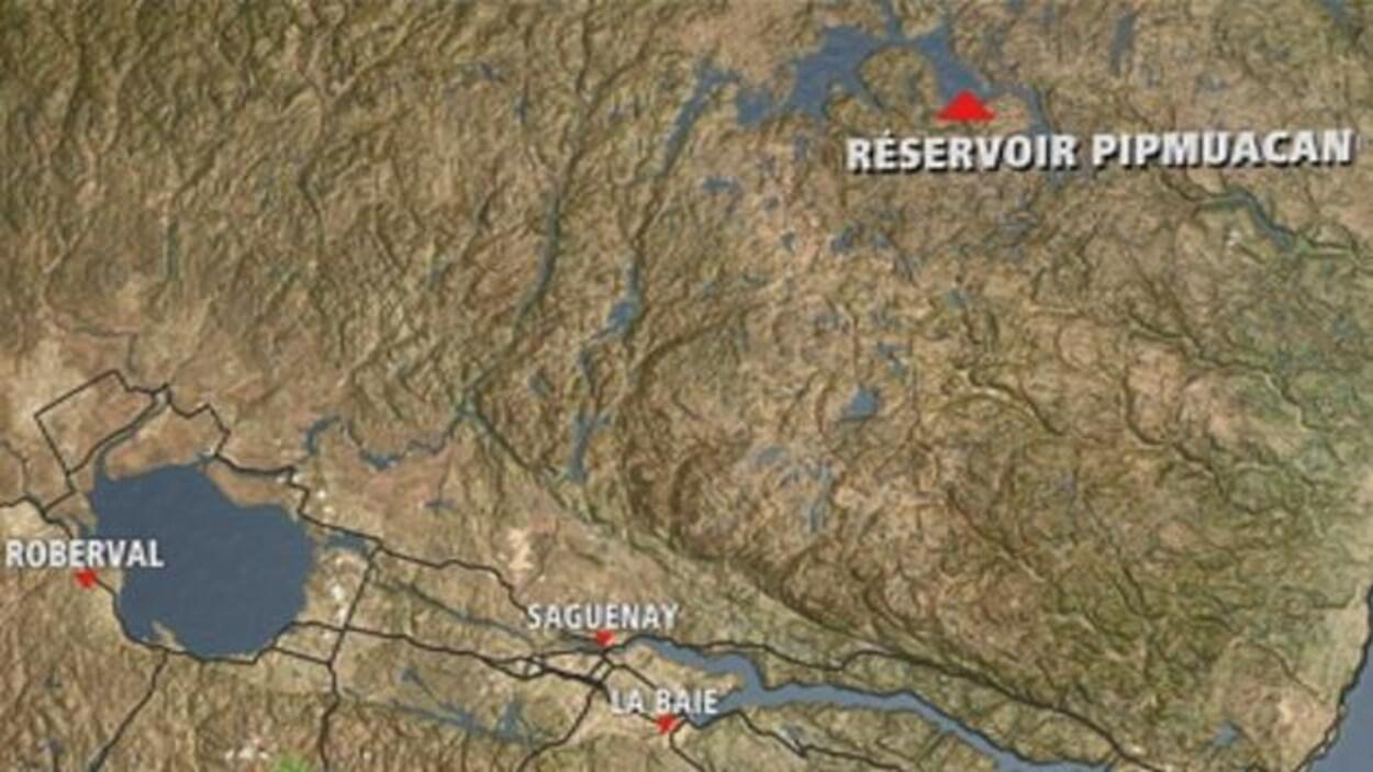 Deux p cheurs de saguenay p rissent dans un crasement - Deux robinets coulent dans un reservoir ...