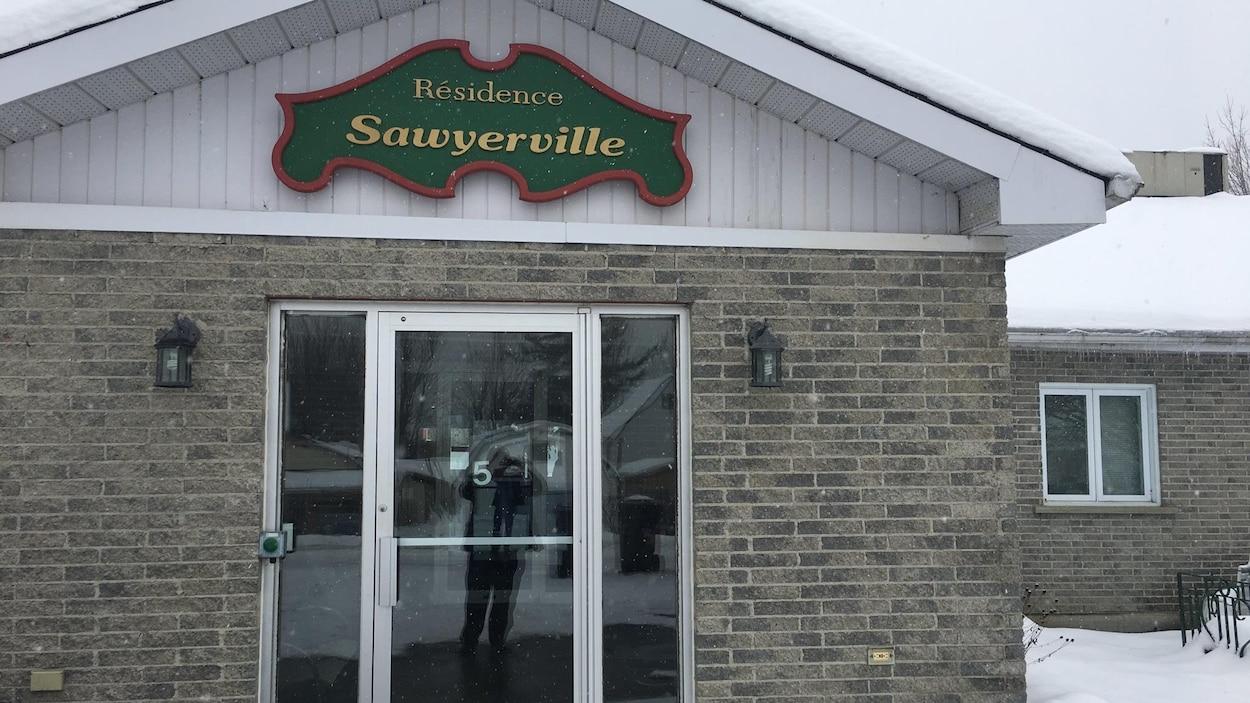 La Résidence Sawyerville est forcée de fermer ses portes.