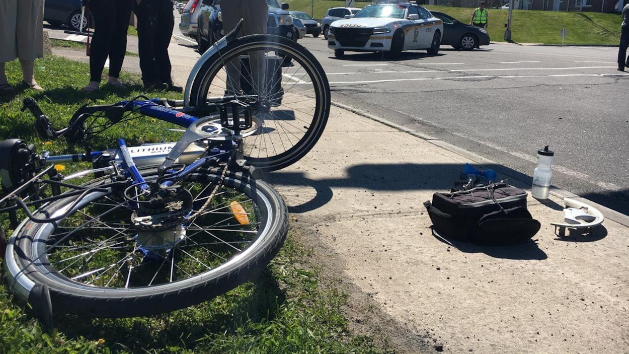"""Résultat de recherche d'images pour """"vélo accident"""""""