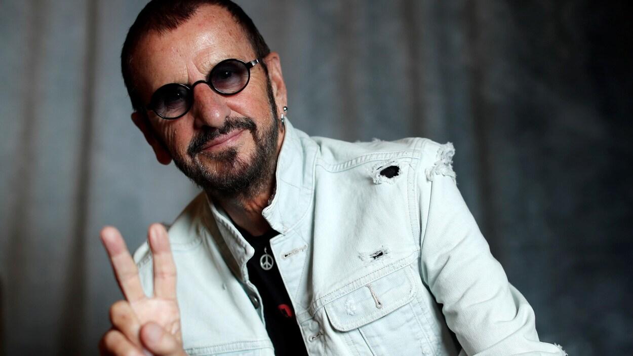 Ringo Starr en concert-bénéfice avec Paul McCartney pour ses 80 ans