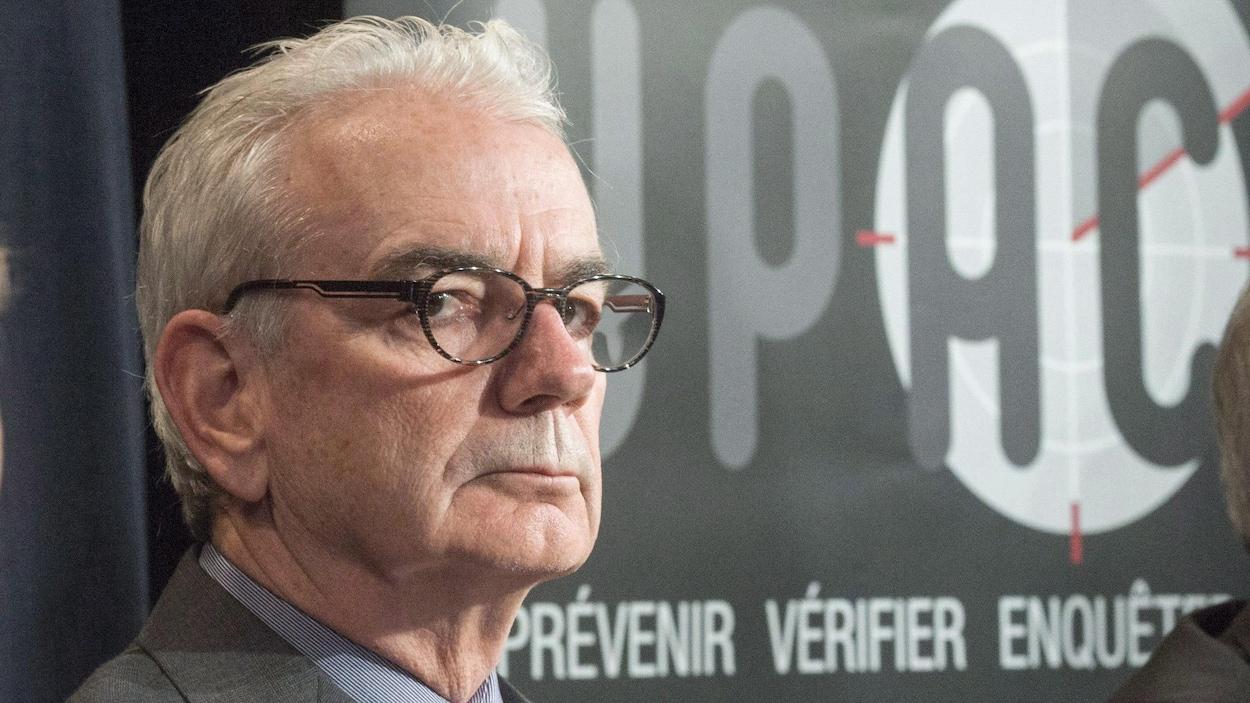Portrait de Robert Lafrenière
