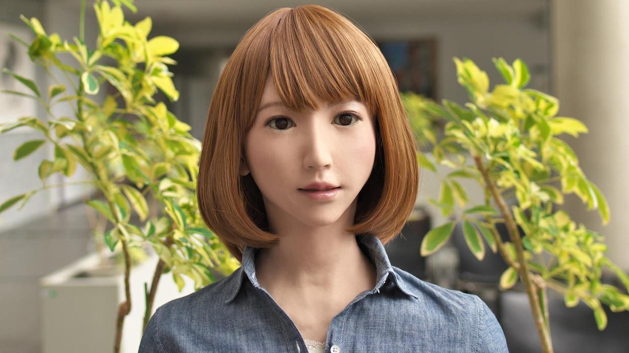 Au Japon, un robot aux commandes du journal télévisé