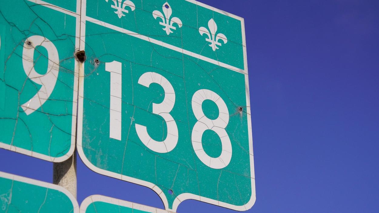 La route 138