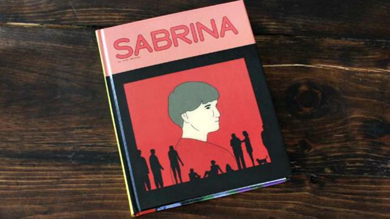 Le roman graphique <em>Sabrina</em> de Nick Drnaso