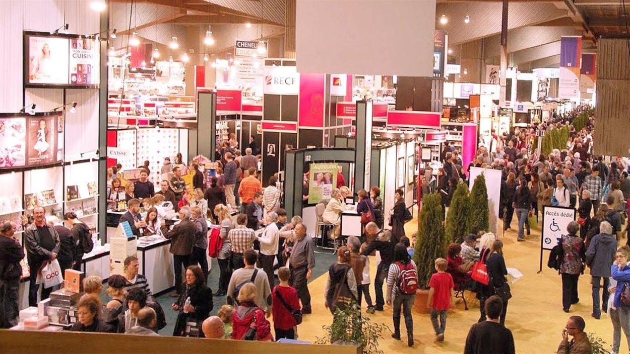 Le Salon du livre de Montréal