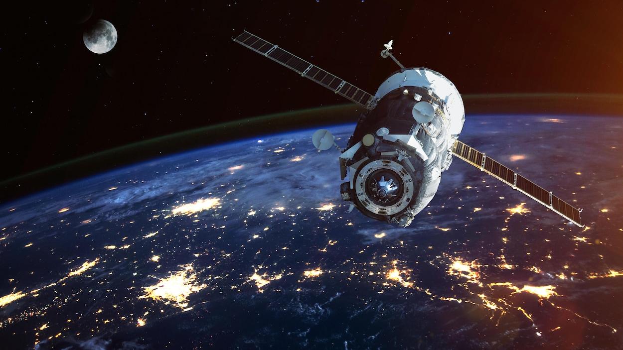 L'armée américaine dépend beaucoup des satellites, les systèmes GPS étant intégrés à de nombreux équipements.