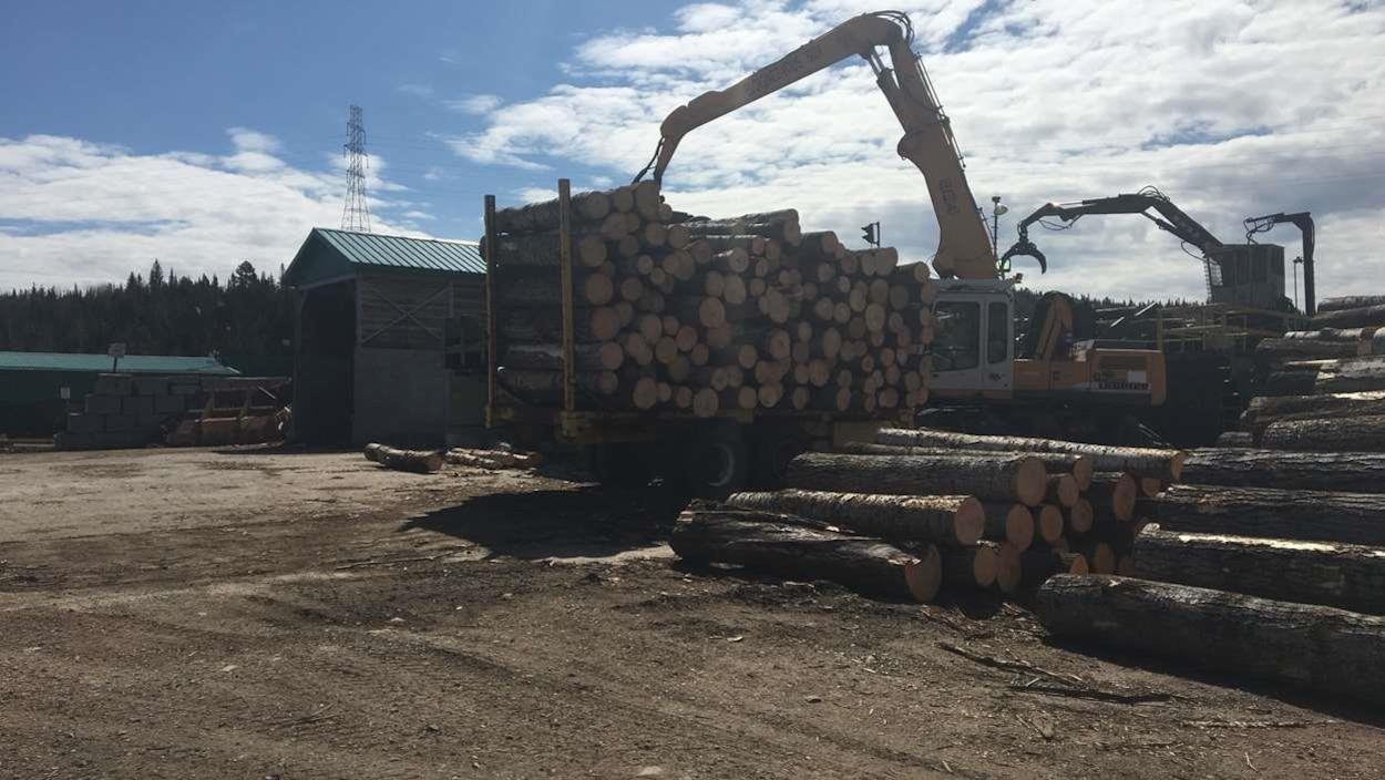 Scierie Petit-Saguenay