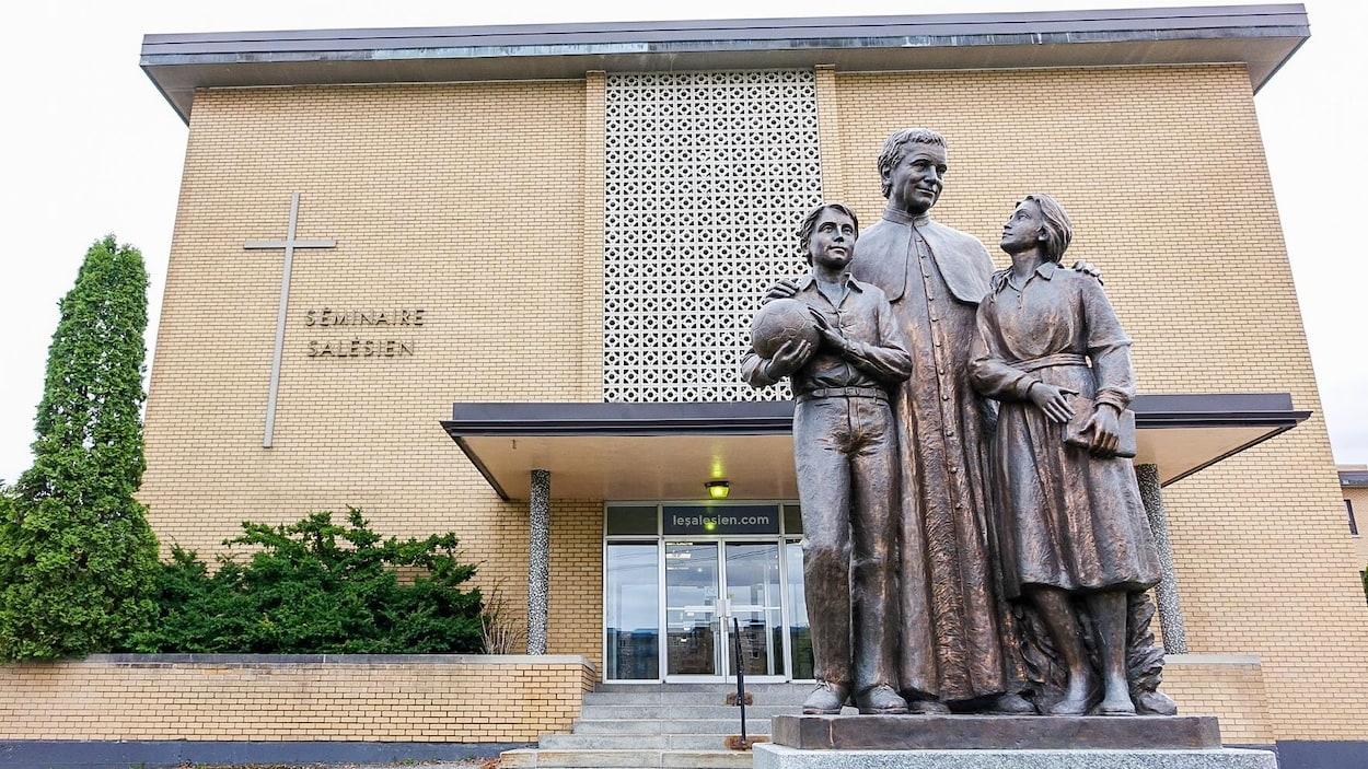 Le Séminaire Salésien de Sherbrooke