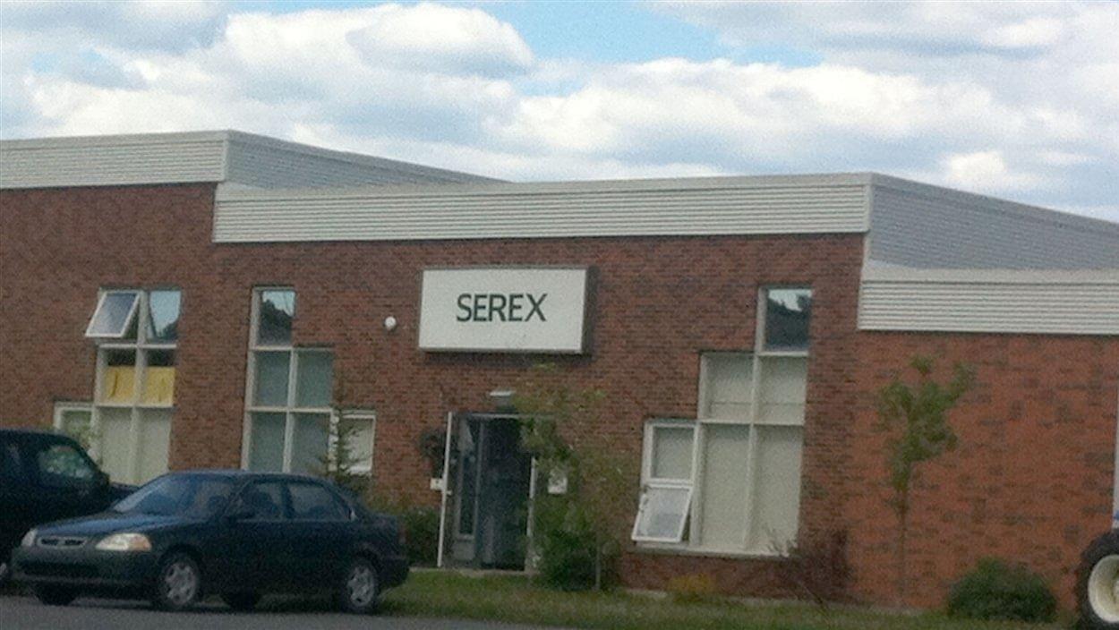 Immeuble du Serex