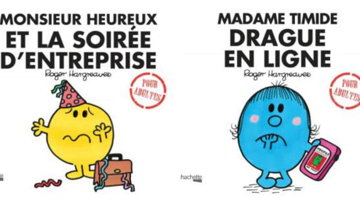 Des Livres Monsieur Madame Pour Adultes Ici Radio