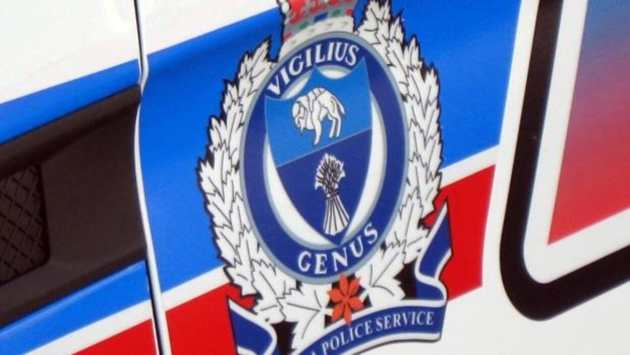Une auto-patrouille du Service de police de Regina