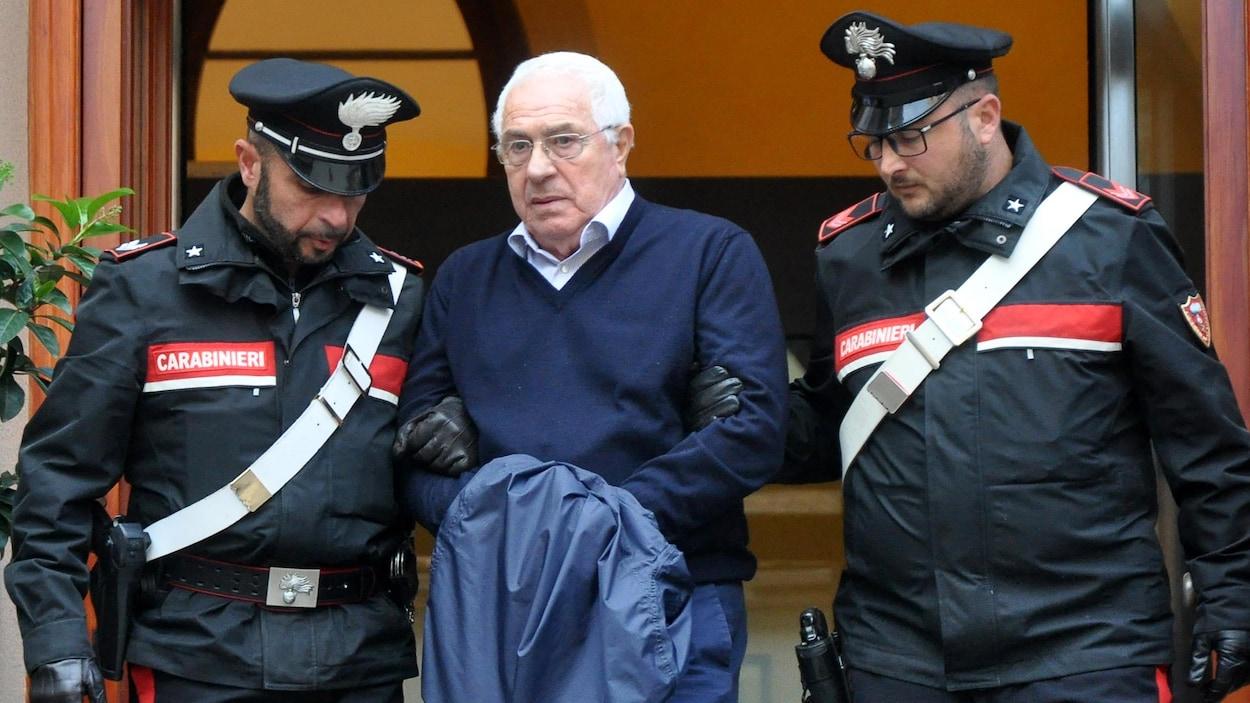Le nouveau chef de la mafia sicilienne arrêté