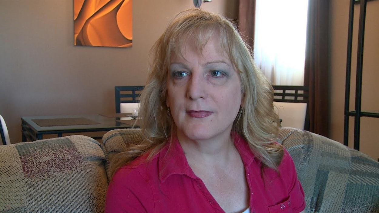 Shandi Strong, femme transgenre