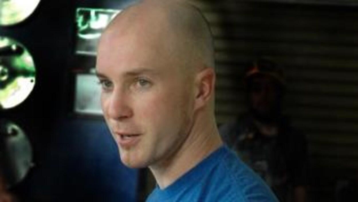 Shaun Stanley est mort dans un accident de motoneige à Gaspé.