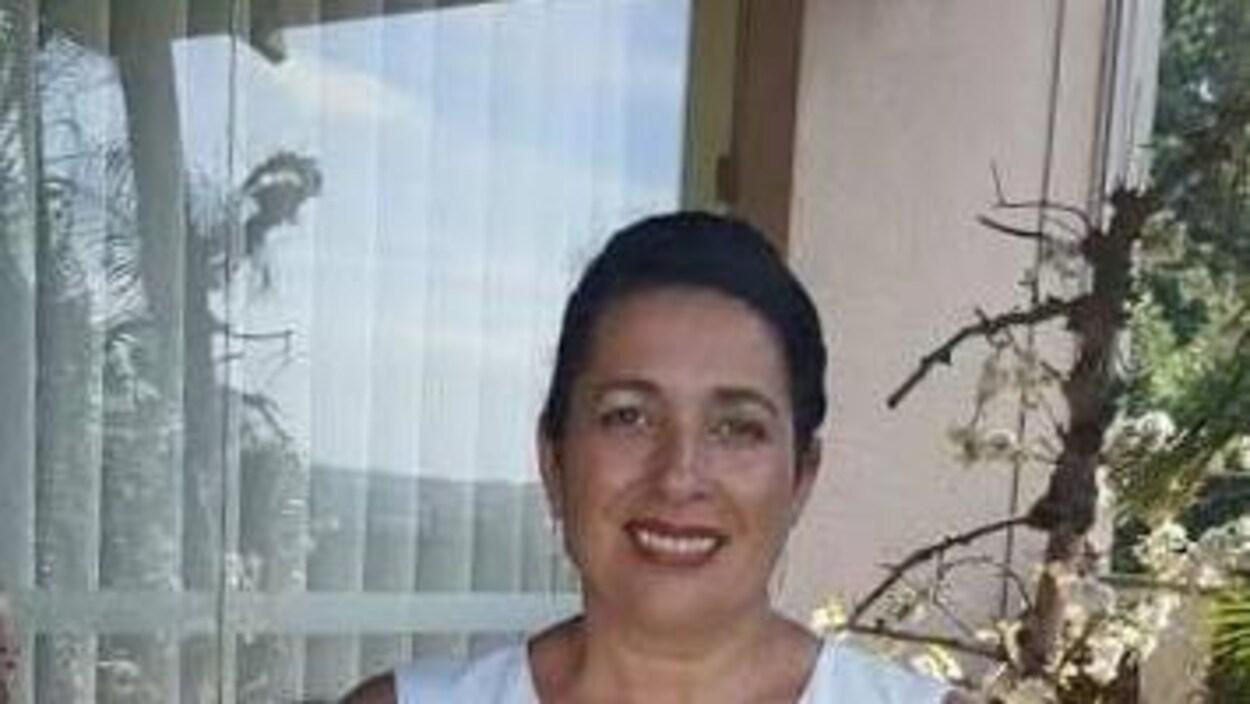 Silvia Rosas est installée à Amqui depuis plusieurs années et y travaille comme dentiste