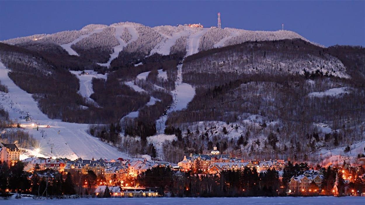 La station de ski Mont-Tremblant