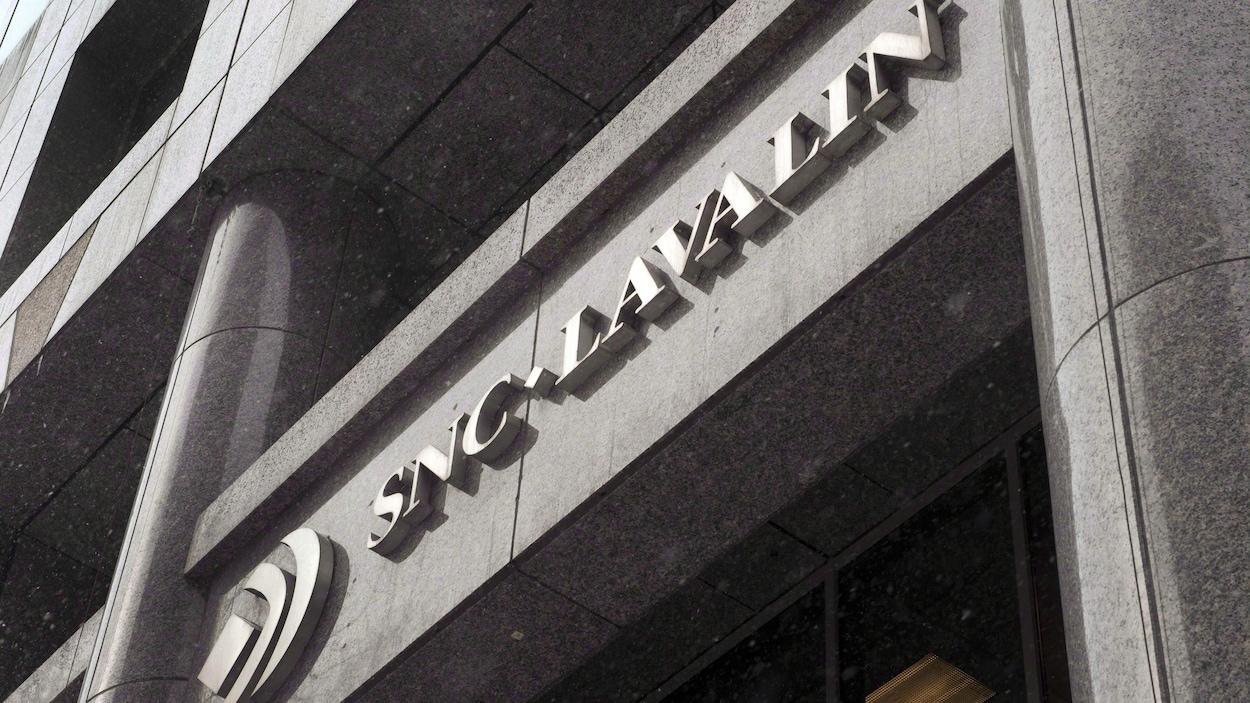 Le siège social de SNC Lavalin à Montréal.
