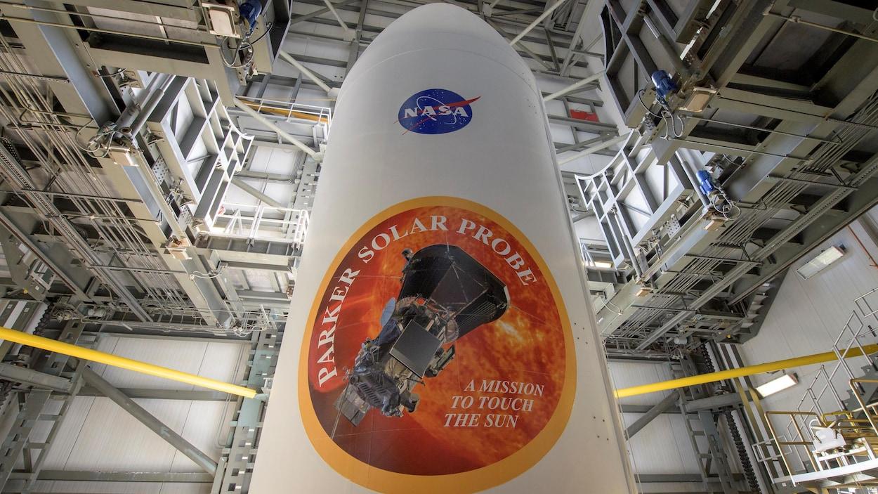 La sonde Parker est partie à la conquête des vents solaires-Nasa