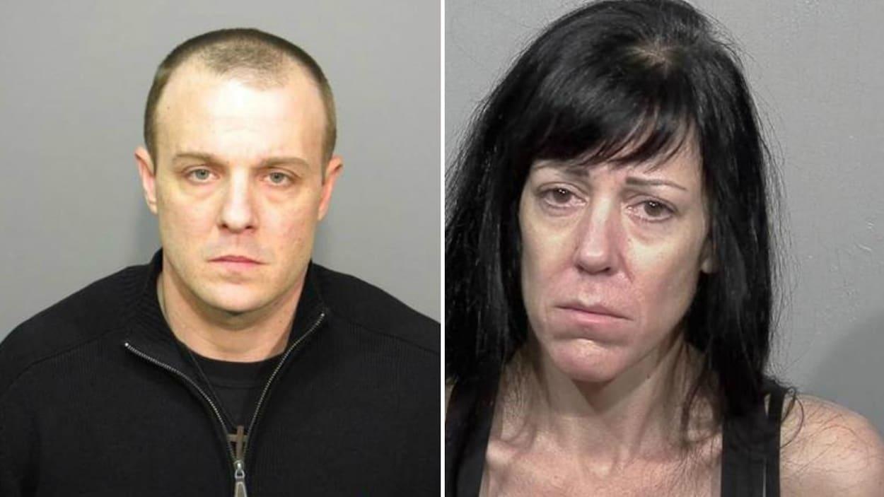 Sophie Tardif Loiselle est une femme blanche âgée de 41 ans. Elle a les cheveux noirs et les yeux bruns. Kristian Robitaille est un homme blanc âgé de 44 ans. Il a les cheveux blonds et les yeux pers.